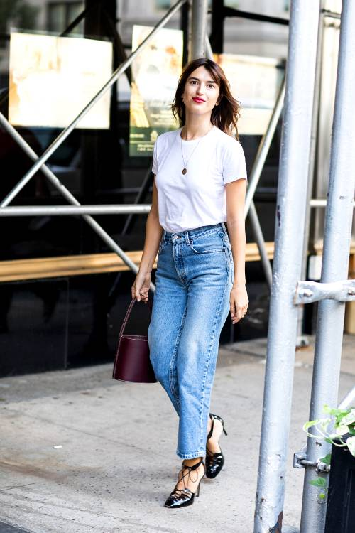 Semi Formal T Shirts Look For Women