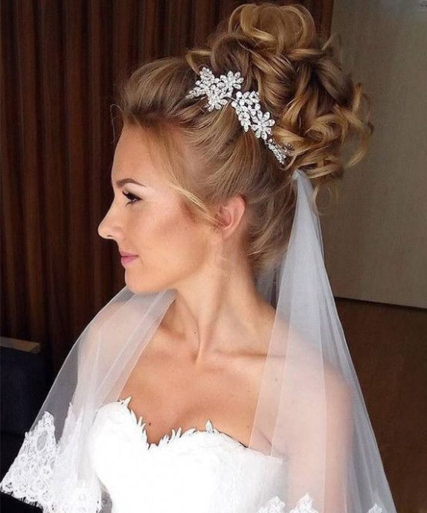 Indian Bridal Hairstyle 2020