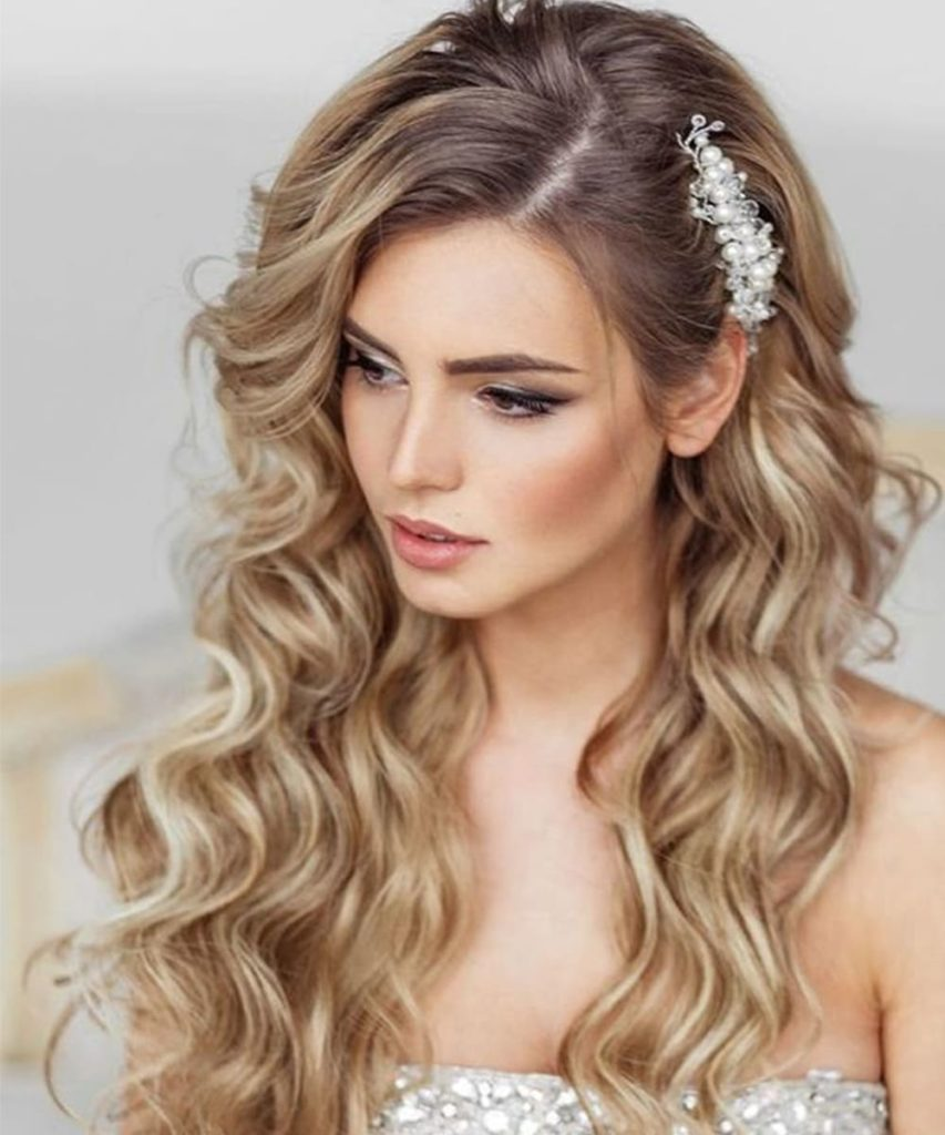 Indian Wedding Hairstyles 2020