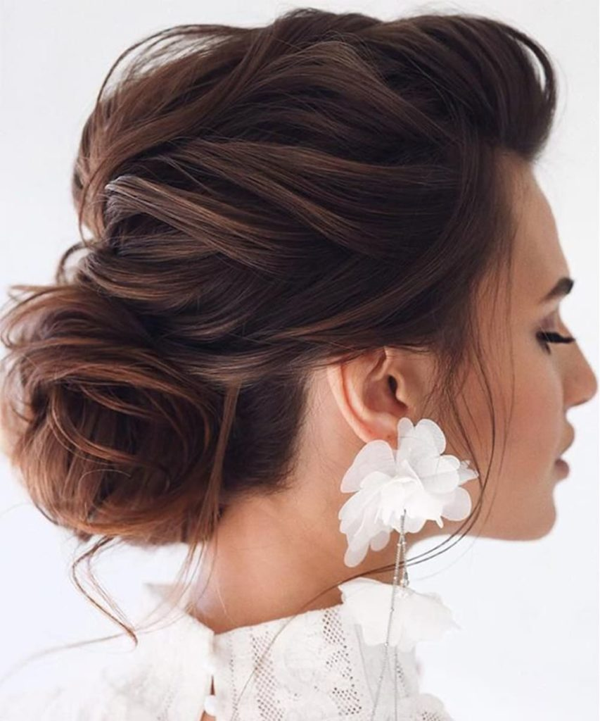 15 Stunning Indian Bridal Hairstyles For Wedding Season Beyoung Blog