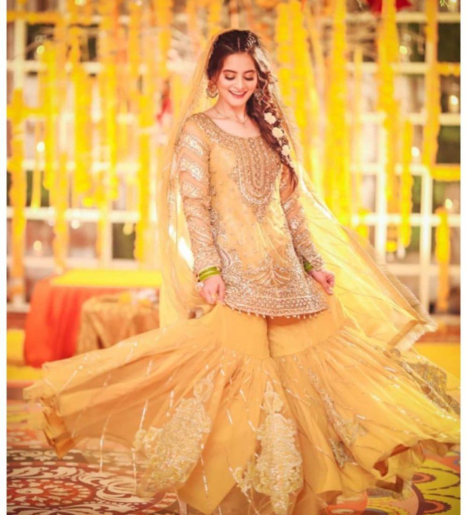 Haldi Dresses for Brides 2020 - Haldi Outfit Ideas