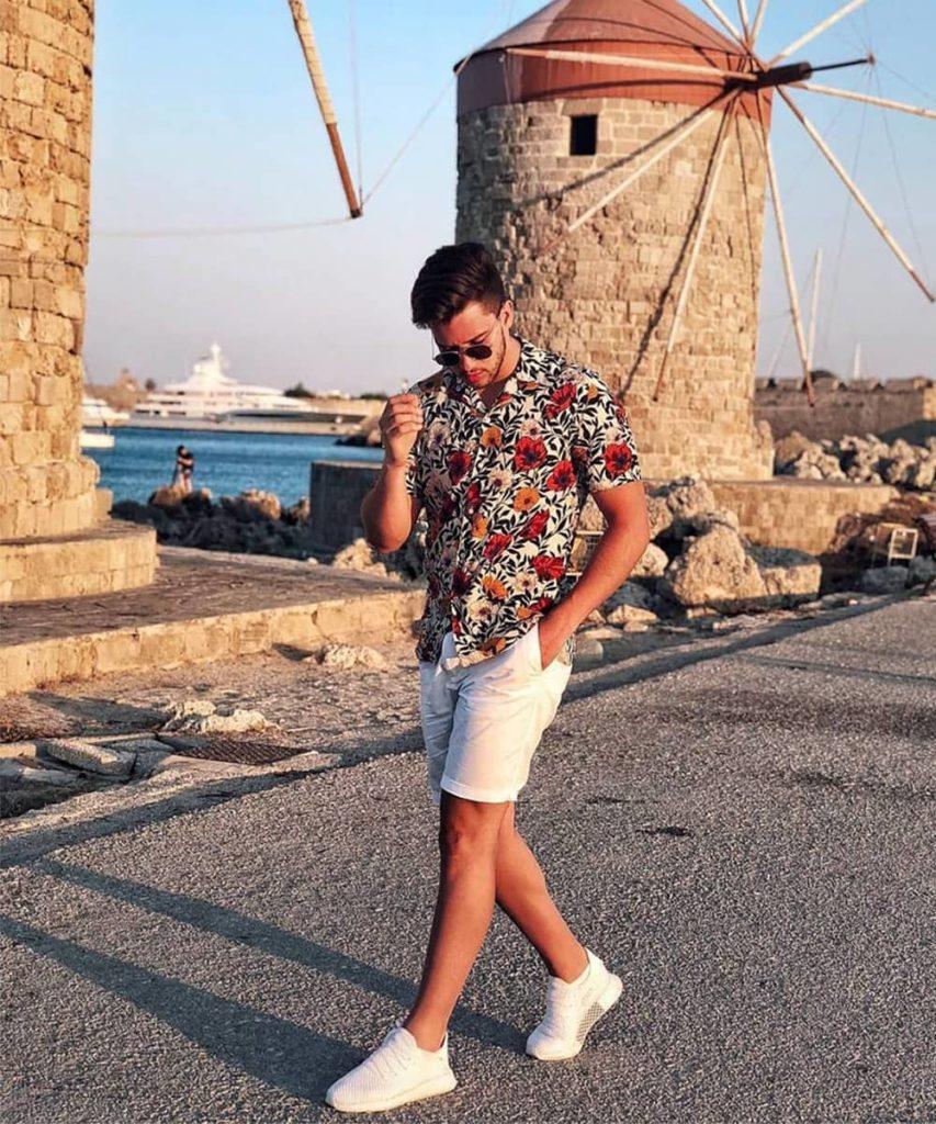 shirt and shorts - Beyoung Blog