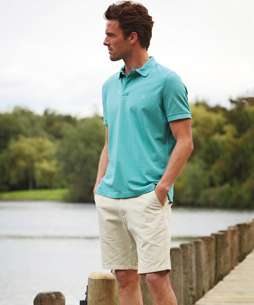 Shorts And Polo - Beyoung Blog