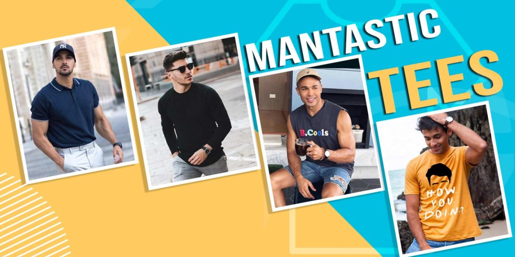 Types of T shirt Style 2021