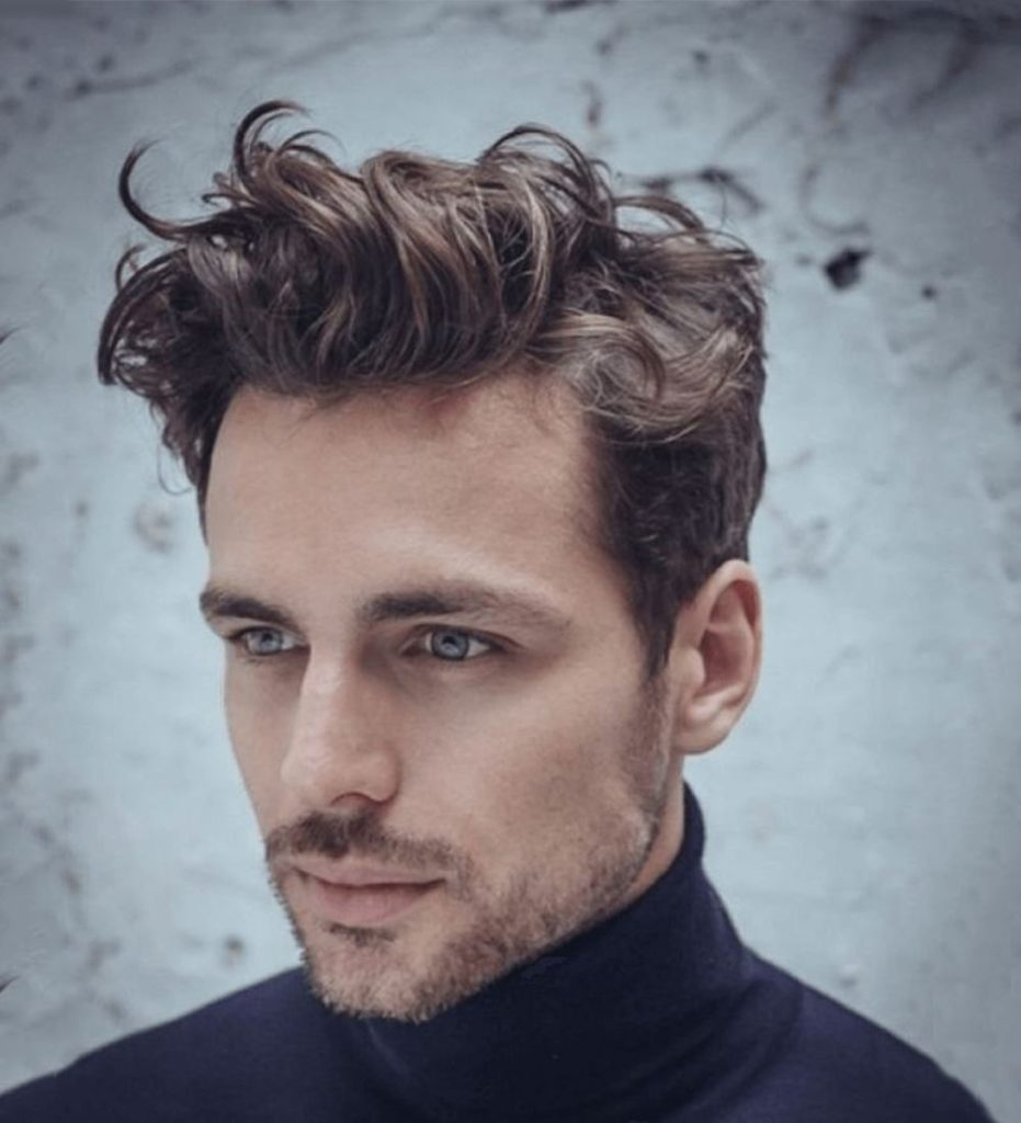 Curly Hairstyles For Men - Beyoung Blog