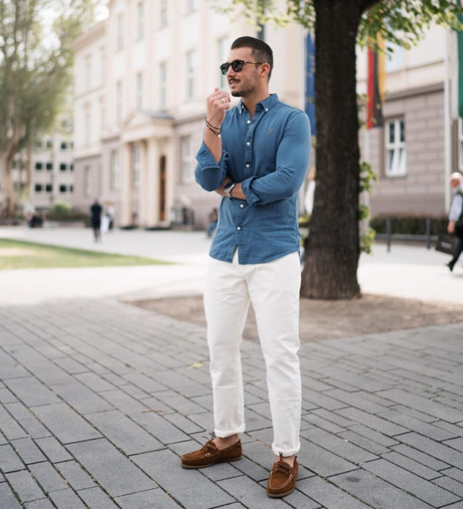 Formal Pant Shirt Combination - Pant Shir Style