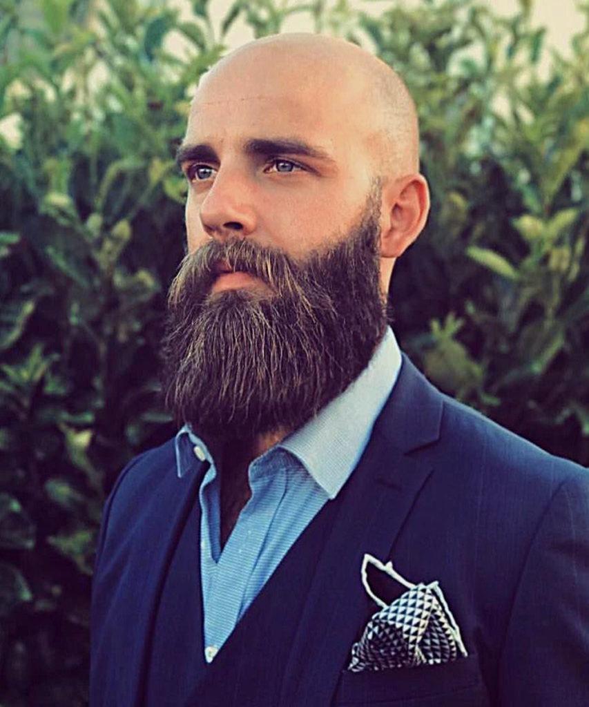 New Beard Styles for Men