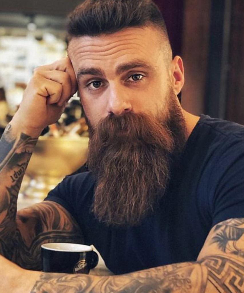 Latest Beard Style for Boys