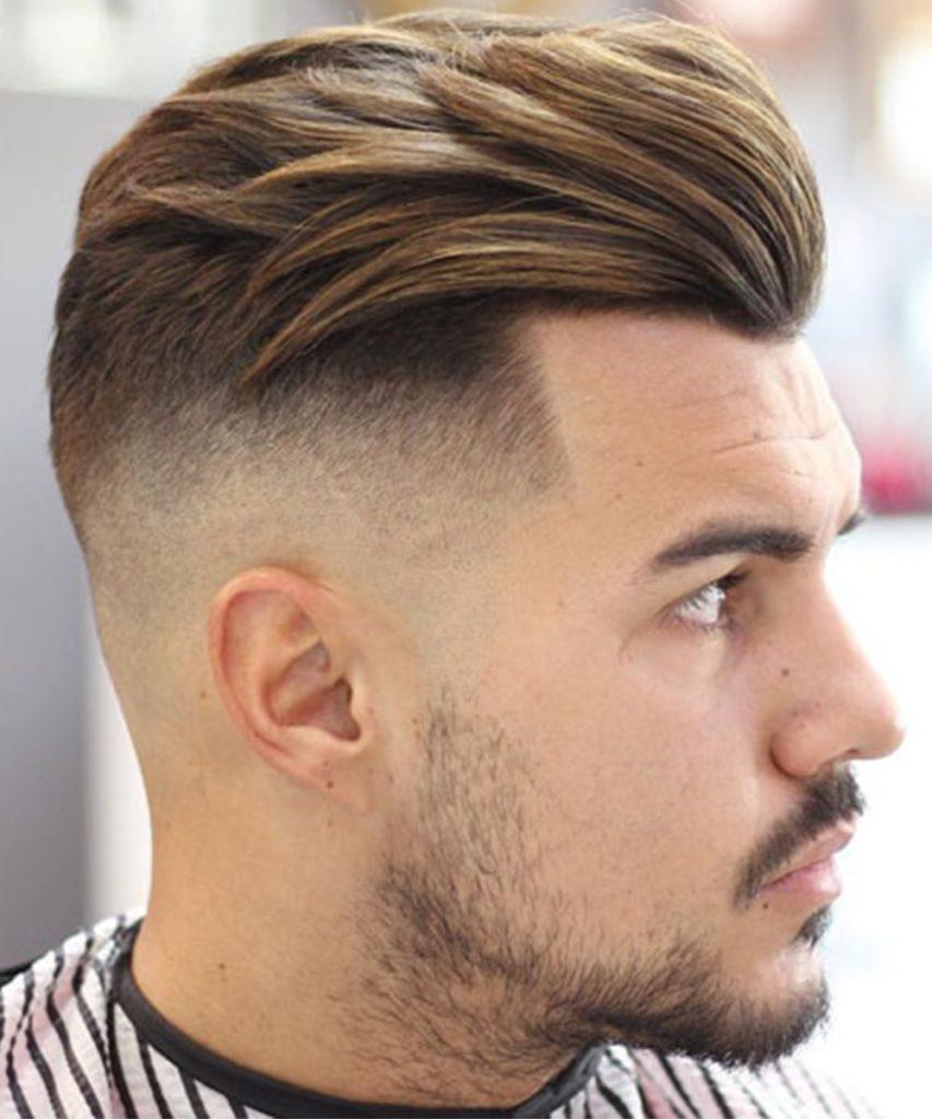 Fade Hair Cutting Style 2020