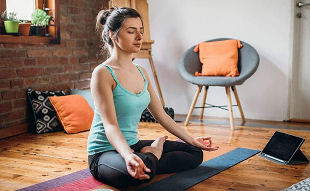 Meditation For The Best Output