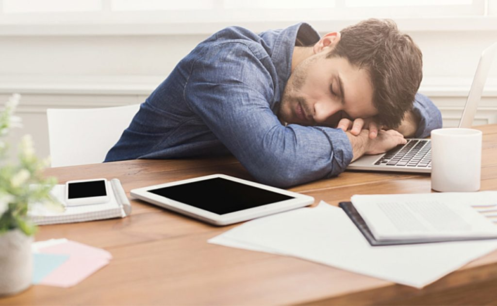 Power Nap For Powerful Performance at Work From Home
