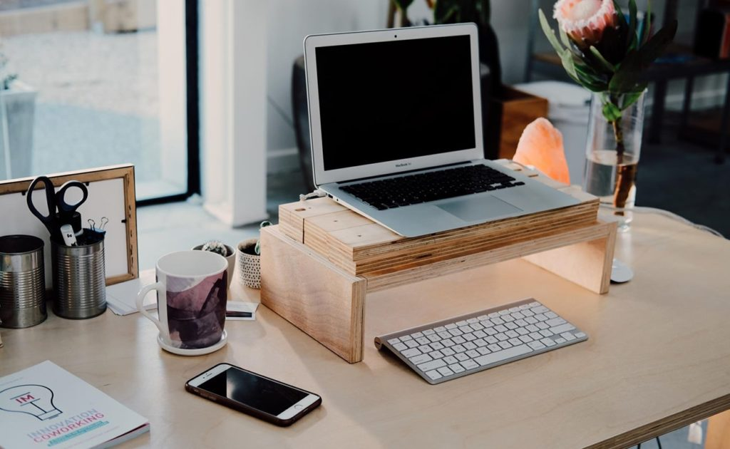 Tidy Workplace When Working From Home