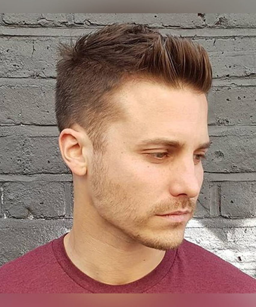 Indian Hair Cutting Style for Men