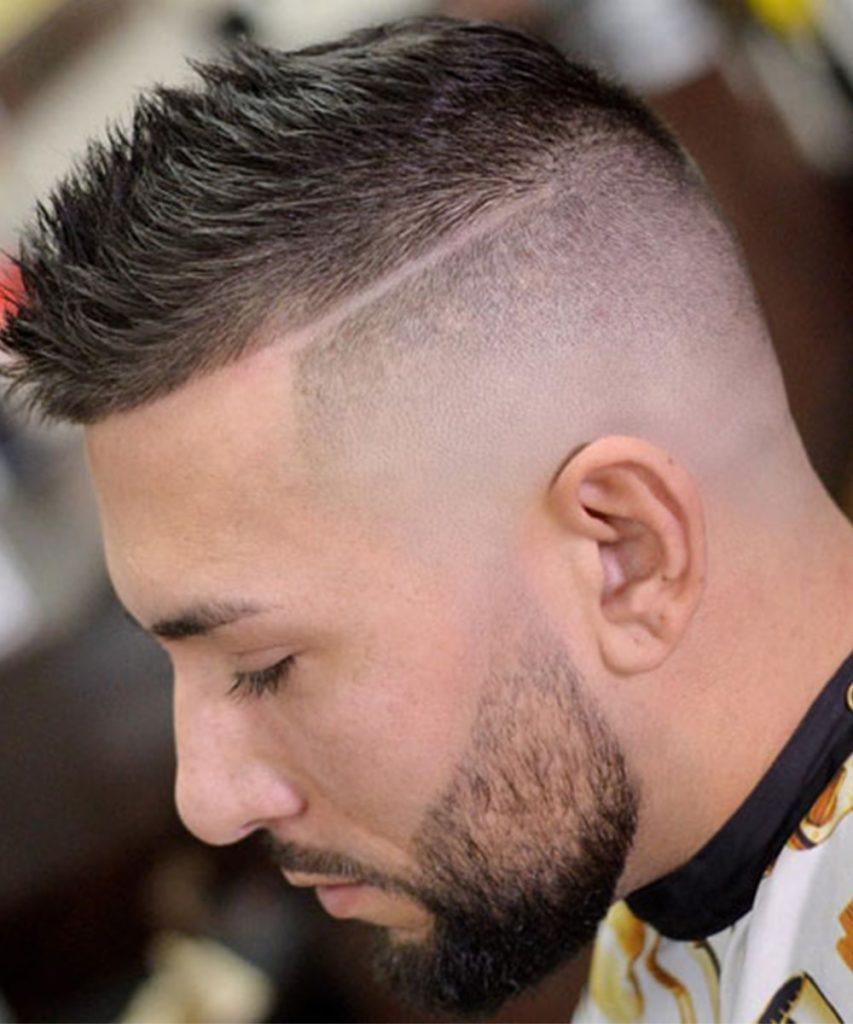 Short Spiky Hair