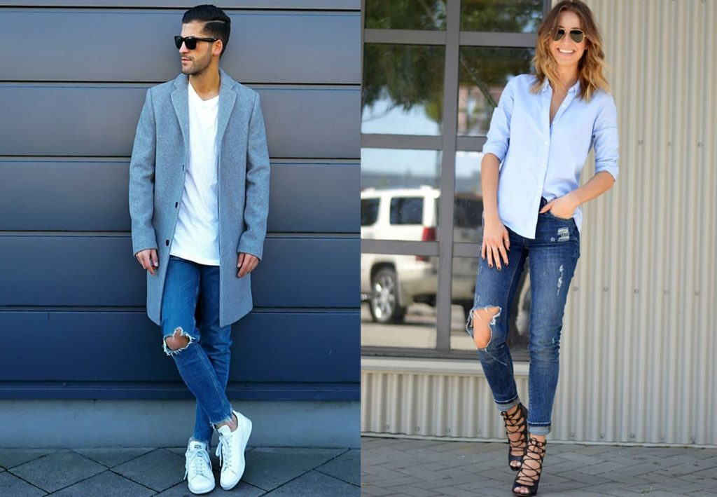 Different Types of Jeans for Men and Women