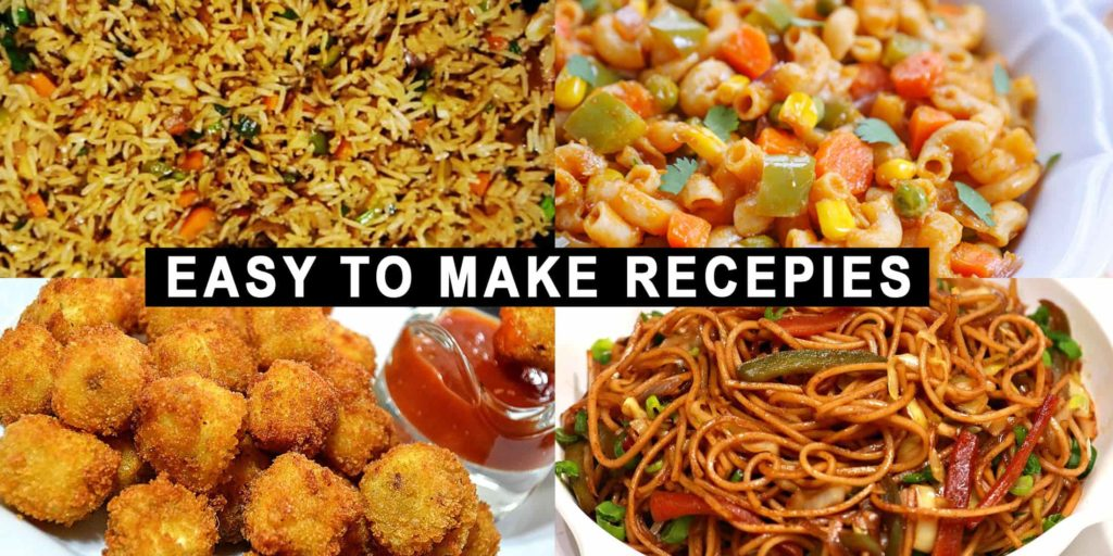 Easy Dishes To Make At Home