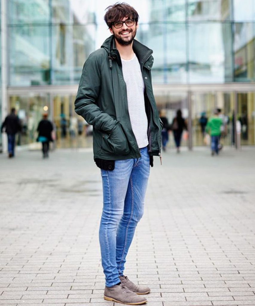 Jeans Fit Types