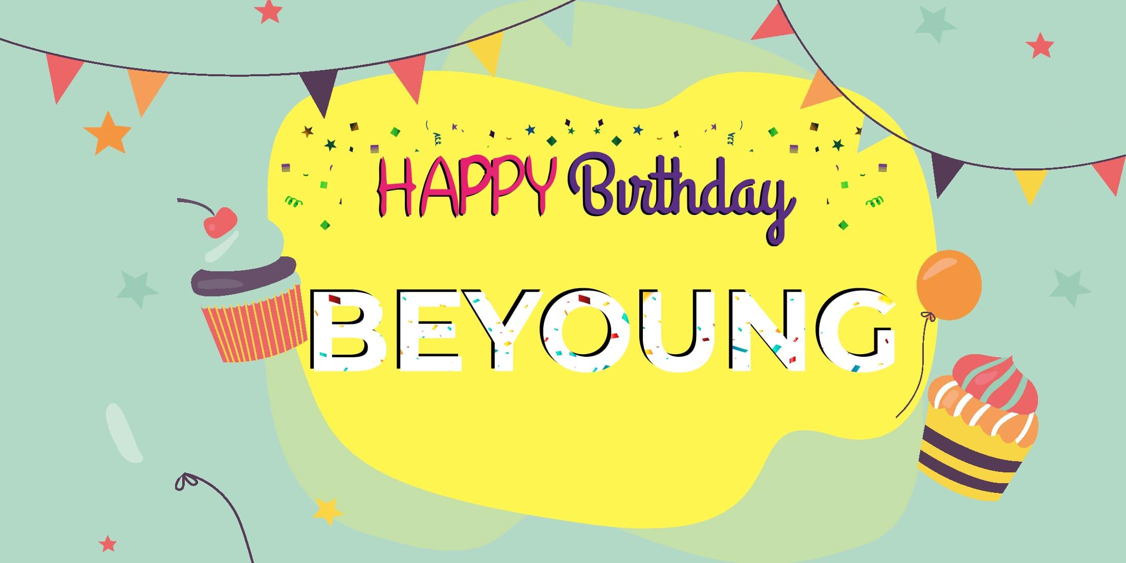 Happy Birthday To Us! Celebrating 2nd  …