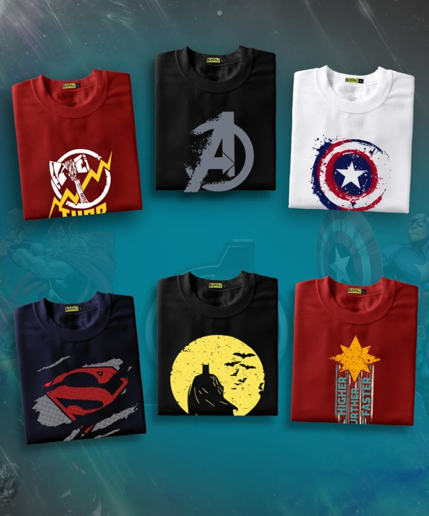 Best T Shirt Brand in India