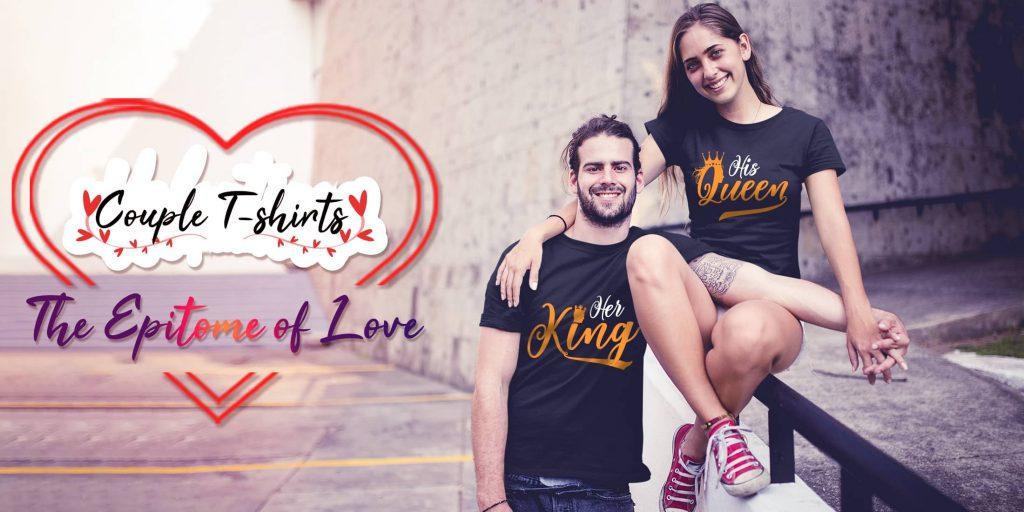 Couple T shirts Ideas - Cute Couple T shirts Designs